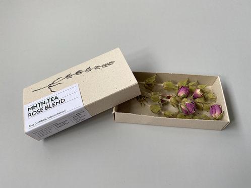 Lemon Poppy Tea: Mini Rose Blend