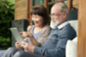 Senior People Communication Connection C