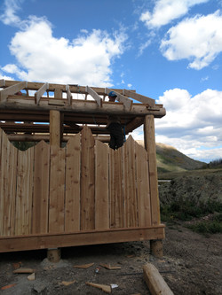 Wilderness Mountain Design siding