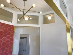 ceiling and trim