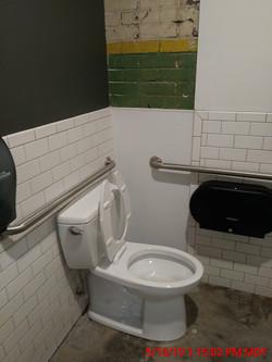 Finished Restroom