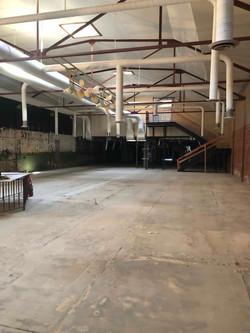 Interior of Shop Facing East