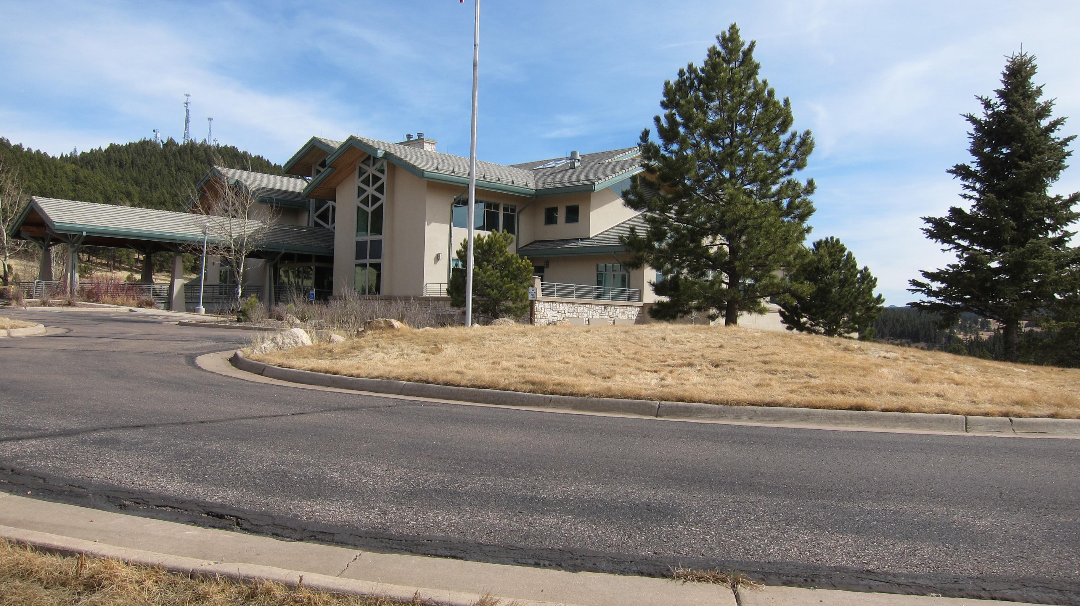 northwest side exterior