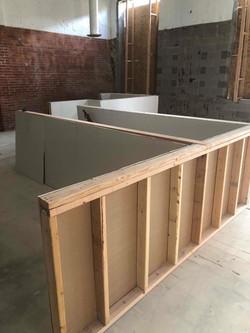 POS wall Framing