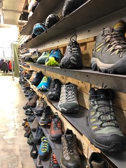Upclose Shoe Racks