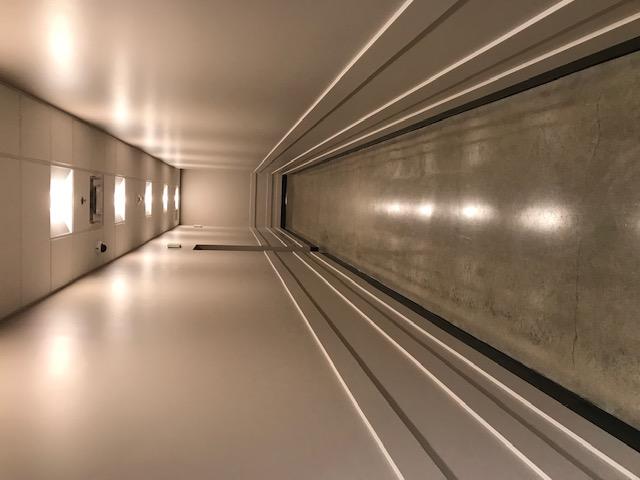 Restroom Hallway Remodel Stapleton