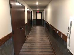 Finished Hallway