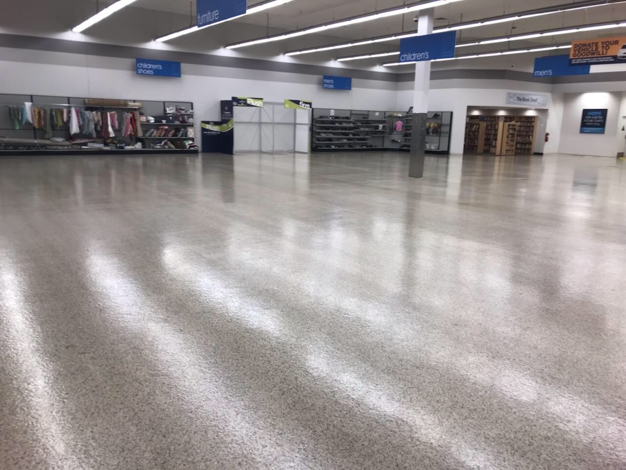 New Floors Longmont Goodwill