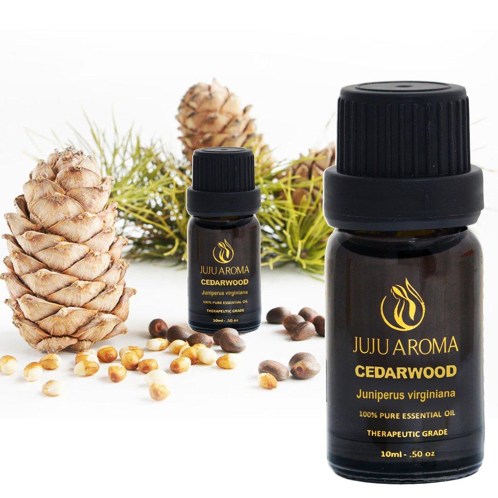 Cedarwood Essential Oil (10ml)