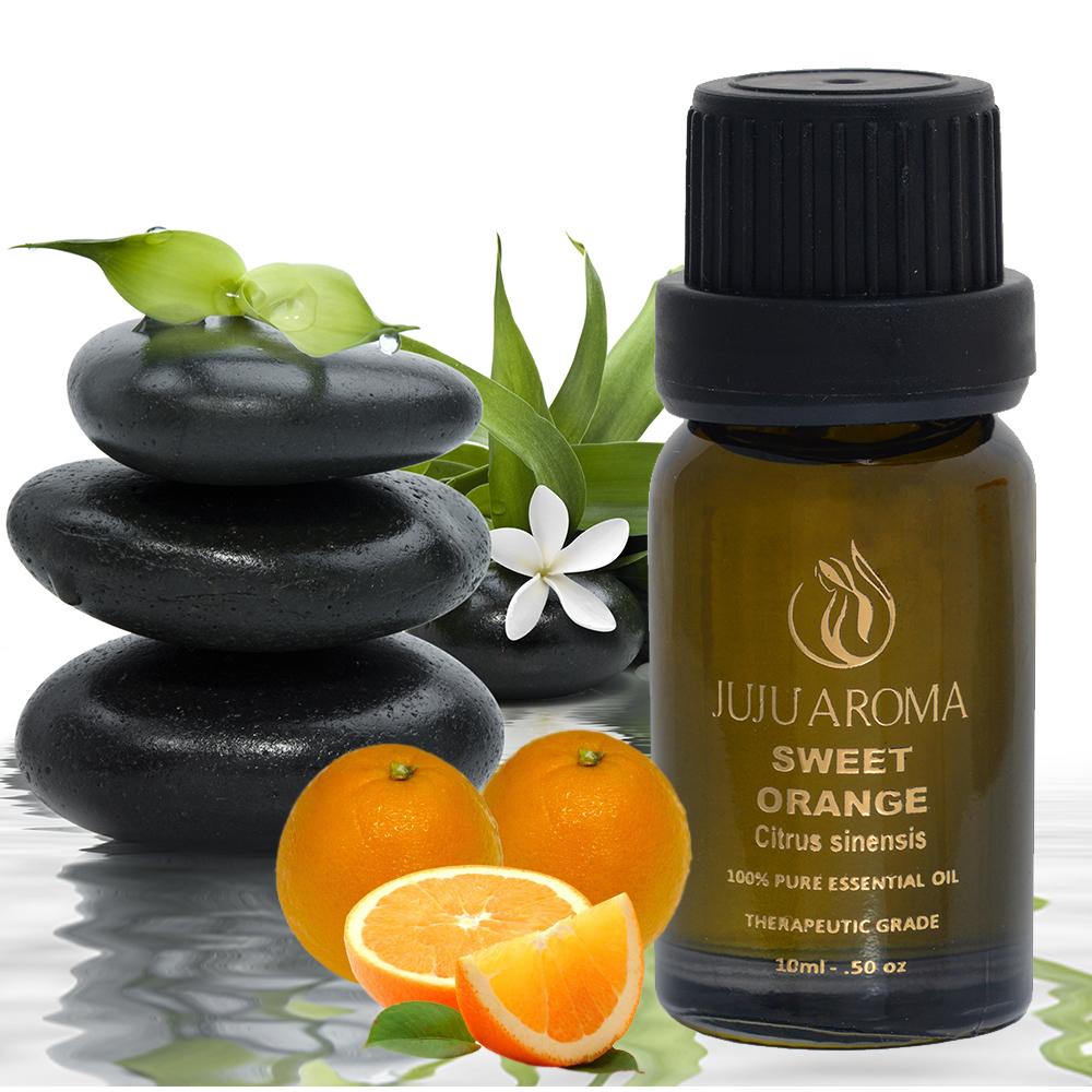 Sweet Orange Essential Oil (10ml)