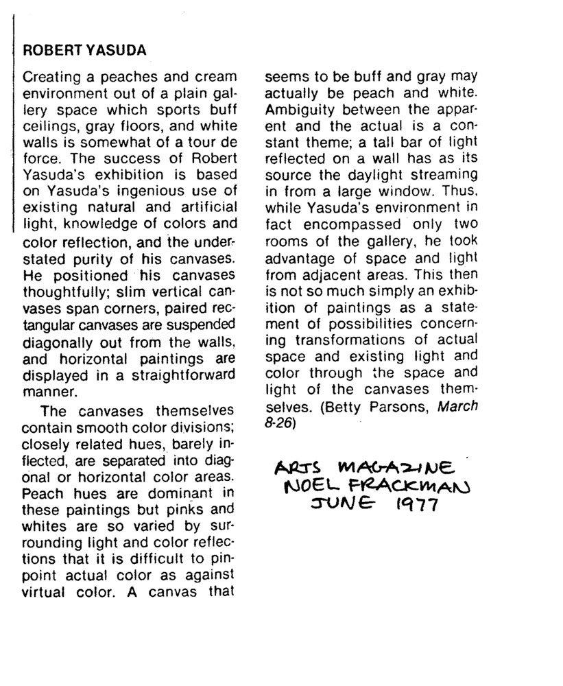 Robert-Yasuda_Arts-Magazine-1977.jpg
