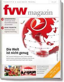 2013 fvw Magazin