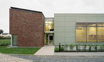 2005 Wettbewerb Amtsgebäude Chorin