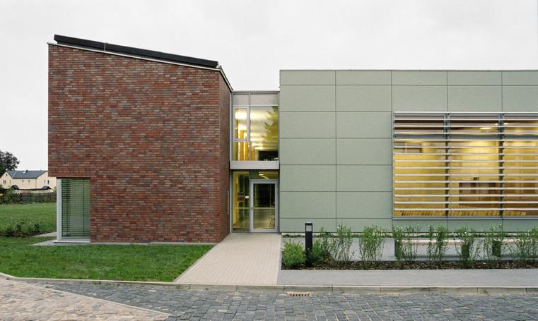 amtsgebäude chorin 2005