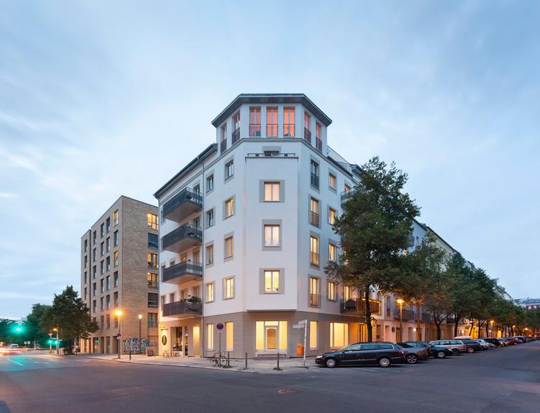 wohnhaus berlin-mitte 2015