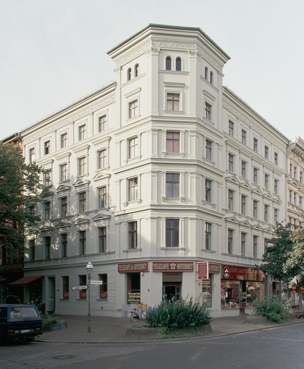 sanierung wrangelstrasse 2005