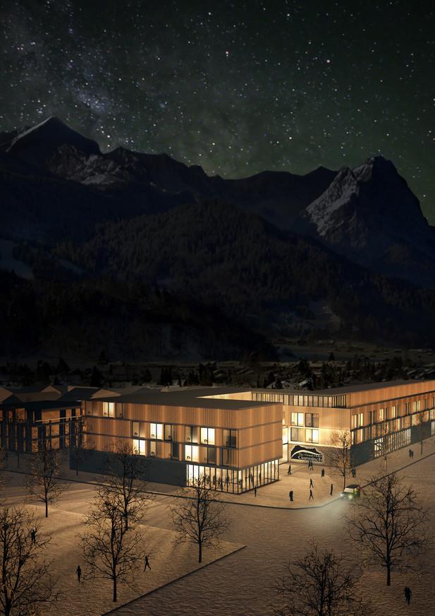 hotel garmisch-partenkirchen 2015- im bau