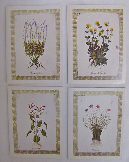 Herb Cards