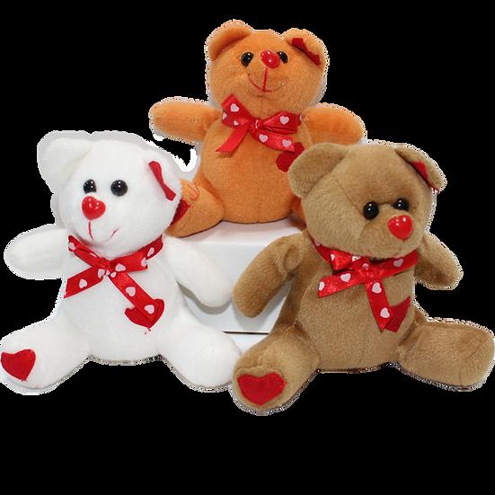 Mini Bear w/Hearts