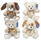 "12"" Bear & Puppy"