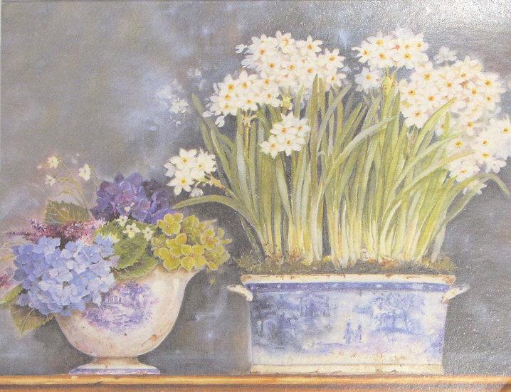 Flower Pots Card