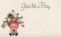 Glad It's a Boy