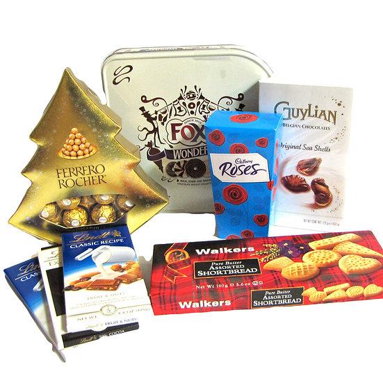 Holiday Chocolate & Cookies