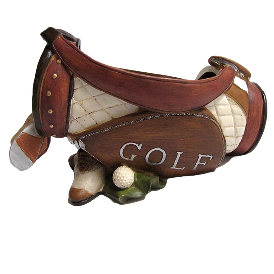 Wine Bottle Holder - Golf Bag