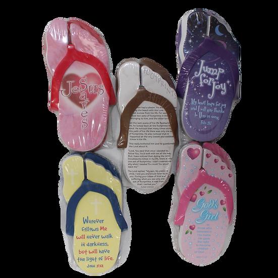 Flip Flop Footnotes - Religious