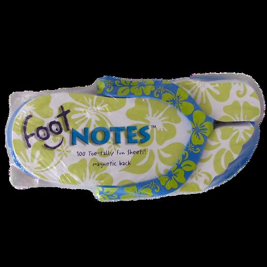 Flip Flop Footnote