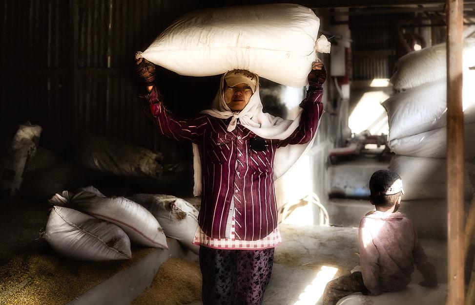 Florence Moniquet-Wix Sac de riz (32 sur
