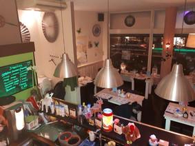 Bar, vanaf boven