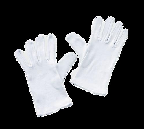 Handschuhe - 100% Baumwolle - 5 Paar