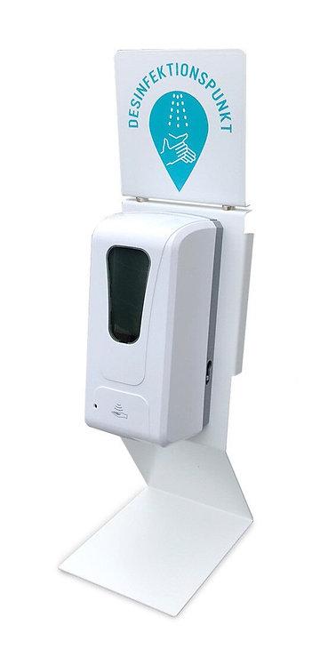 Desinfektionsmittelspender mit Sensor für Tisch