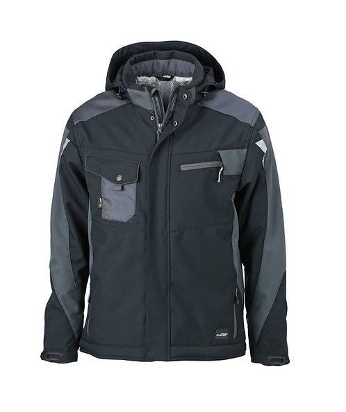 Workwear Winter Softshell Jacke Strong