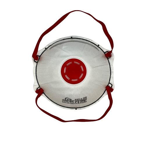 Atemschutzmaske FFP3 mit Ventil - CDN-P3 - CE - (20 Stück)