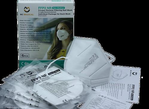 Atemschutzmaske, FFP2, Hager Fashion, Schutzmaske, CE