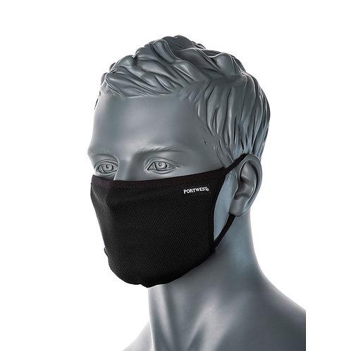 Gesichtsschutz Maske Portwest - 3-lagig