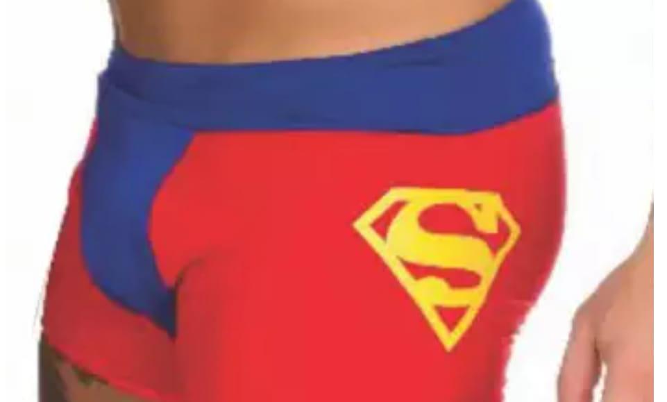 Cueca Super Homem
