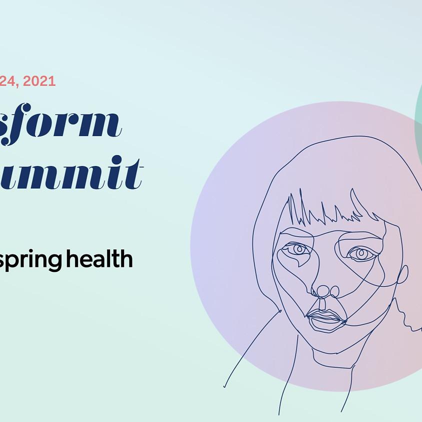 HR Transform Spring Summit, by Culture AMP & spring health