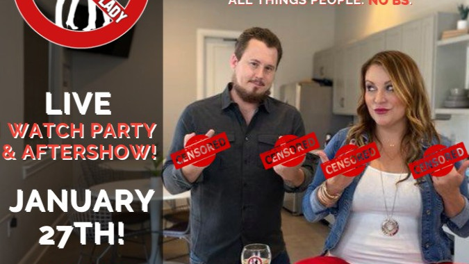 Not the HR Lady: Season 2 PREMIER Watch Party!