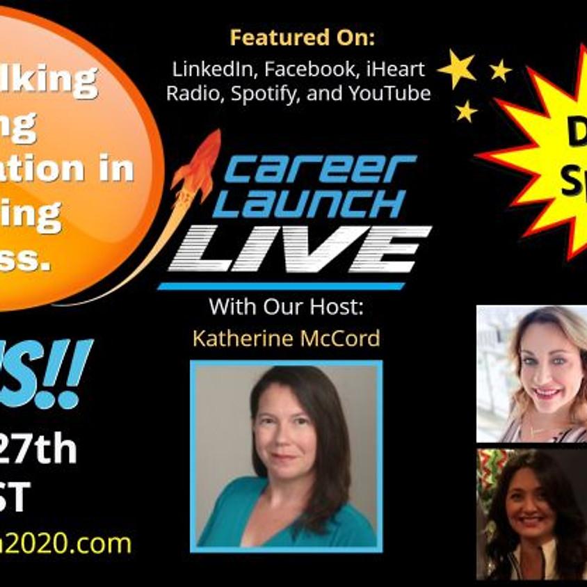 Career Launch Live: Discrimination in Hiring!