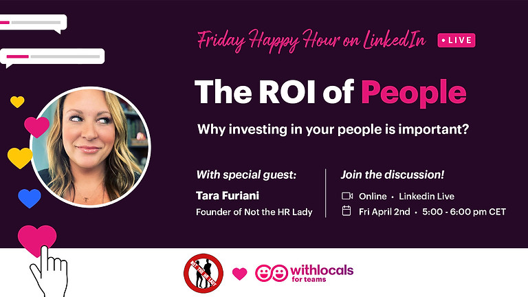 The ROI of People