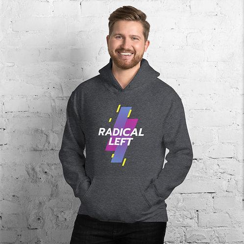 Radical Left Pullover Hoodie