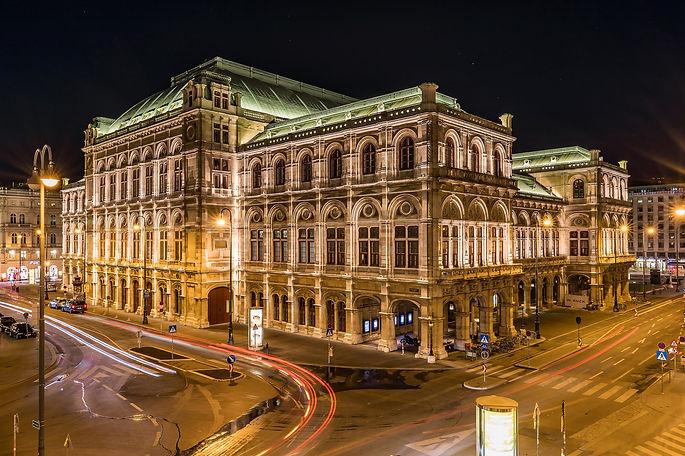 Vienna - Image by Michael Kleinsasser