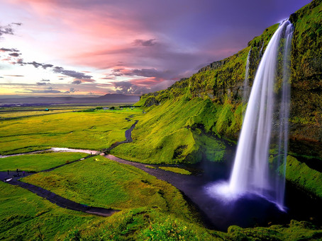 Iceland by Aylin