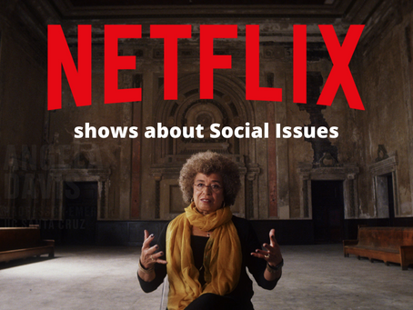 The rise of Social Issues on Netflix Programmes