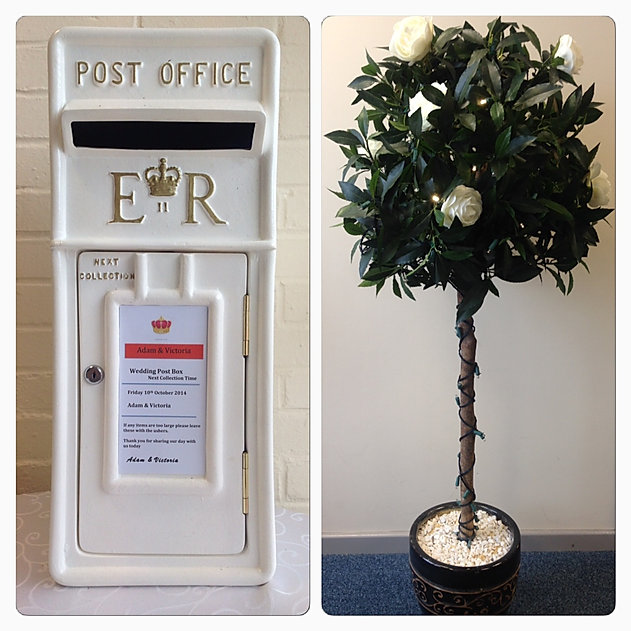 Post Box-Bay Tree.JPG