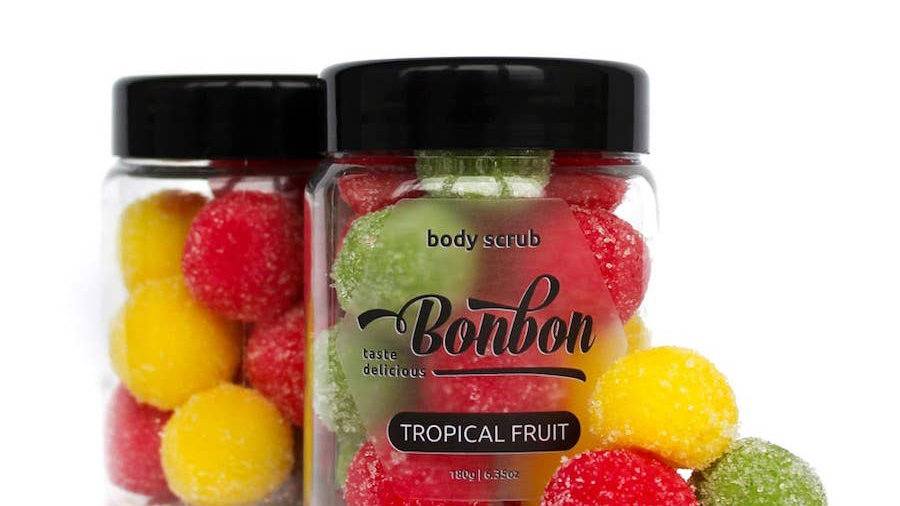 Tropical Fruit Body Truffles