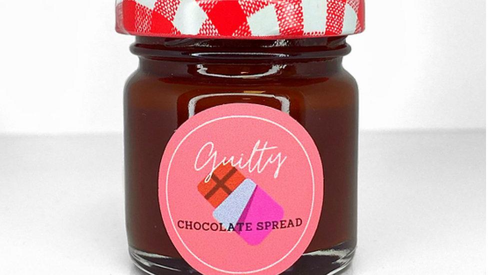 Guilty Cosmetics Chocolate Brow Spread